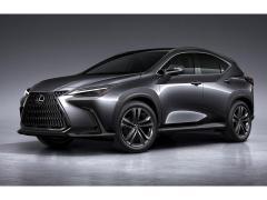 レクサス 新型SUV「NX」を世界初公開!レクサス初のPHEVモデルを設定し今秋発売予定