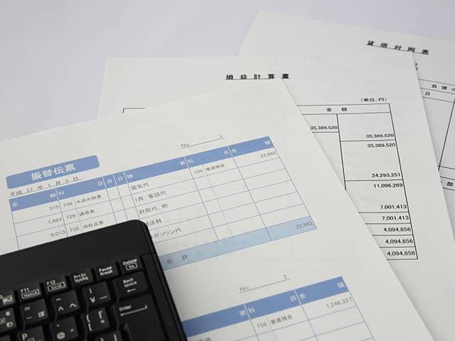 車検費用の項目で異なる勘定科目6つ