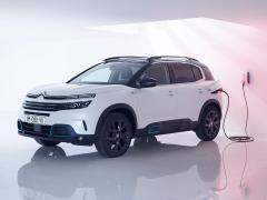 「C5 エアクロス SUV プラグインハイブリッド」新発売 シトロエン初のPHEV仕様