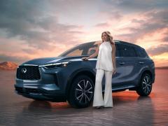 インフィニティ 新型SUV「QX60」を発表 ケイト・ハドソン主演のショートフィルムも公開