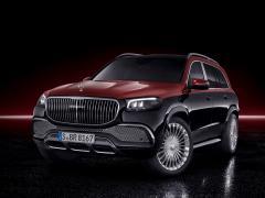 新型SUV「メルセデス・マイバッハ GLS 600 4MATIC」を発表
