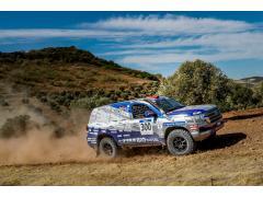 トーヨータイヤ ダカールラリー出場のトヨタ車体「チームランドクルーザー」をサポート