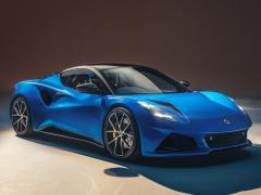 新型スポーツカー「エミーラ」発表 ロータス最後のミッドシップエンジン車両