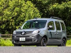 【試乗レポート ルノー カングー】2代目最後の限定車は、日本市場初の「ディーゼル+MT」