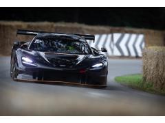 マクラーレン・720S GT3Xがヒルクライムを制覇! グッドウッド・フェス