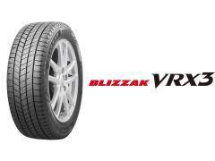 ブリヂストン スタッドレスタイヤ「ブリザック VRX3」新発売 氷上性能を大幅向上
