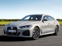 BMW 新型4シリーズ グラン クーペ&Mパフォーマンス・モデルを発売 安全装備充実