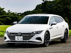【試乗レポート VW アルテオン シューティングブレーク】大幅変更でニューフェイスを追加