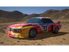 BMW AR(拡張現実)を使った史上初の展覧会「BMWアート・カーズ」を開催
