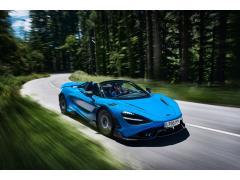 マクラーレン 新型コンバーチブル「765LT スパイダー」発表 世界限定765台生産
