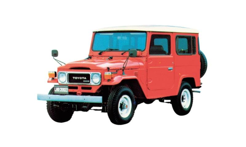 トヨタ ランドクルーザー(40系)