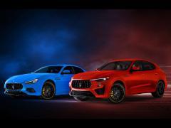 マセラティ「F トリブート」特別限定車を発売 ギブリとレヴァンテがベースの2タイプ