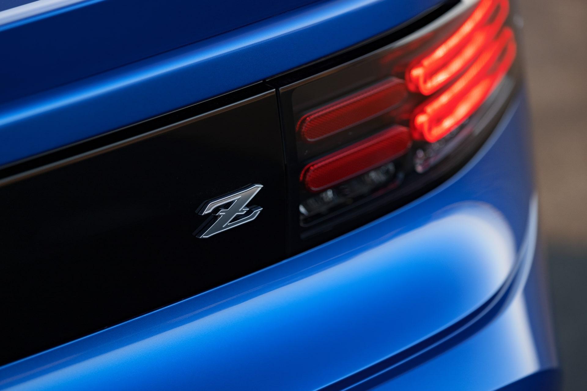 日産「Z」 LEDテールランプ(米国市場)「Performance」グレード