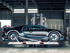 ブガッティ シロン ピュアスポーツ日本上陸! ラグジュアリーハイパーカーの限定モデルを公開