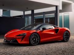 マクラーレンの新モデル3台が英国で公開 アルトゥーラ、エルバ、765LT スパイダー