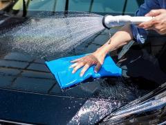 コーティング車も洗車が必要!効果を持続させる正しい方法とNGな行為