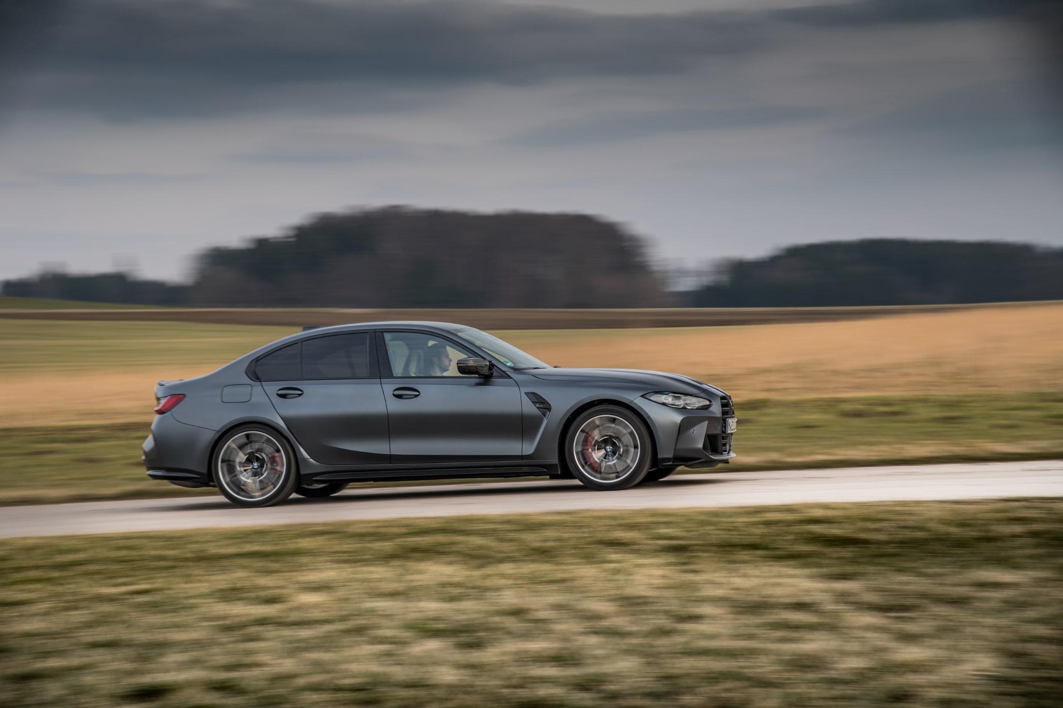 BMW M3セダン コンペティションM xDrive 2