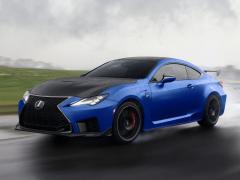 「RC F 富士スピードウェイエディション」米国で50台限定販売 2022年モデルに合わせ