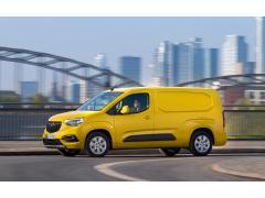 オペル 新型「コンボ-e カーゴ」を欧州で受注開始 EV仕様の商用コンパクトバン