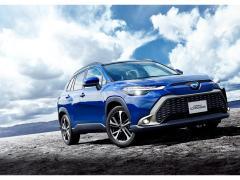 新型「カローラクロス」国内販売開始 カローラ初のSUV ハイブリッド仕様も設定 トヨタ