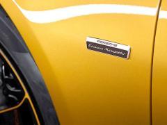 ポルシェ、日本国内6台限定の「911 ターボ」の受注を開始