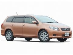 トヨタ カローラフィールダー (2009年10月〜)中古車購入チェックポイント