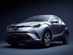 トヨタ、売れ筋SUV「C-HR」に2トーンカラーを導入