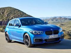 BMW、「1シリーズ」の内外装デザインを変更 特別限定車も発売