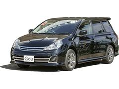 日産 ウイングロード ライダー(2012年6月〜2014年9月)中古車購入チェックポイント