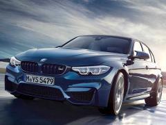 BMW、「M3」「M4」に「BMWコネクテッド・ドライブ」を標準装備