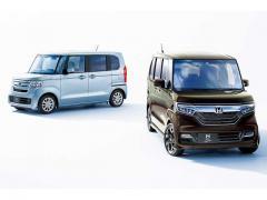 ホンダ、軽トールワゴン「N-BOX」の新型モデルを発売