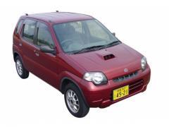 スズキ Kei 中古車購入チェックポイント