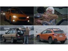 「過去10年に販売された車両の98%が現役」という米国スバルのCM