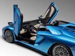 伊ランボルギーニ、「アヴェンタドール S」のオープンモデルを発表