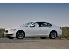 【BMW】「7シリーズ」が価格据置で装備改良2014