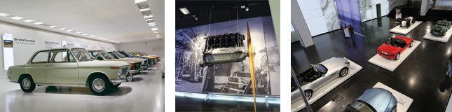 BMWブランドの足跡に触れられるミュージアム