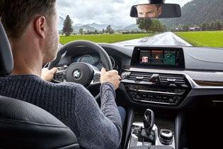 BMWコネクテッドドライブ+