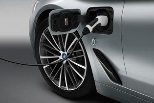 BMWのプラグイン・ハイブリッドモデル