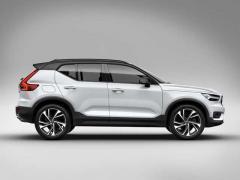 ボルボ、新型SUV「XC40」を伊ミラノで発表