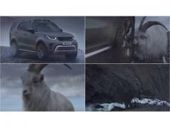 史上最強ディスカバリー SVXは断崖絶壁の覇者! 野生のヤギもひれ伏す存在感!?