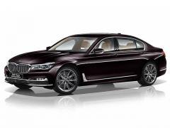BMW、「7シリーズ」の限定車「750Li Individual Edition」を発売