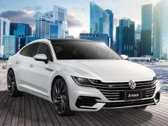 VW、新型フラッグシップモデル「アルテオン」を発売