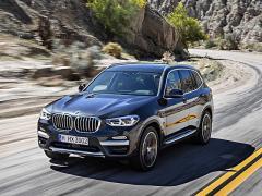 BMW、新型スポーツ・アクティビティ・ヴィークル「X3」の受注を開始