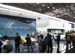 【東京モーターショー2017】BMWブースは絢爛な最新スポーティモデルを多数展示