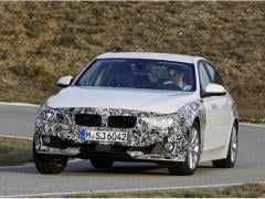 BMW、3シリーズ「PHV(プラグインハイブリッド)」プロトタイプ公開