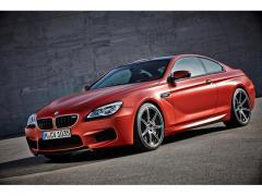 BMW、新型「M6 シリーズ」を発表