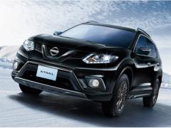 日産、「エクストレイル」に特別仕様車「ブラック エクストリーマーX」を追加