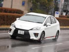 トヨタ・プリウス Sツーリングセレクション Gs(2011年〜)試乗レポート