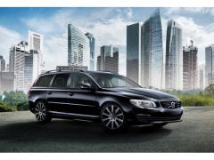 ボルボ、「V70」「XC70」にスポーティ仕様の特別限定車を追加