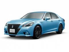 トヨタ、「クラウン アスリート」のカラフルな特別仕様車を発売
